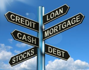 mortgage-credit-loan-sign